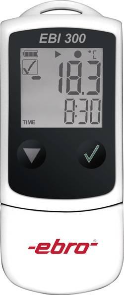 Enregistreurs de données thermométriques EBI 300 Etalonné selon DAkkS ebro EBI 300 1340-6330