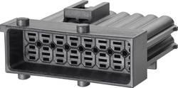 Boîtier pour contacts mâles série J-P-T mâle, droit 10 pôles TE Connectivity 1-965423-1 Pas: 5 mm 1 pc(s)