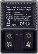 Chargeur pour accu 9V testo 0554 0025