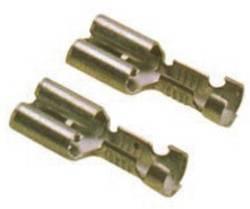 Cosse clip 6.3 x 0.8 mm avec verouillage LappKabel B 638 F 63501010 180 ° non isolé 100 pc(s)