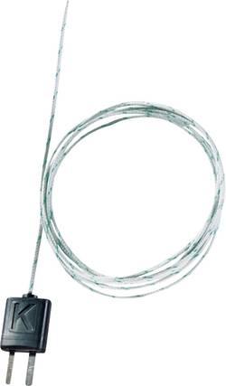 Thermocouple isolé, soie de verre, flexible, longueur 1500 mm Etalonné selon DAkkS testo 0602 0645 0602 0645