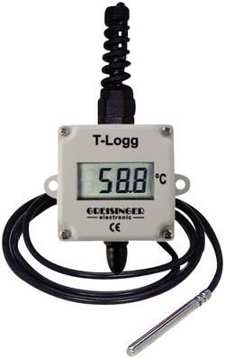 Greisinger T-Logg 100 E Enregistreur de données de température Unité de mesure température -25 à 120 °C Etalonné