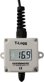 Greisinger T-Logg 120K / 4-20 Enregistreur de données d'intensité Unité de mesure intensité 4 à 20 mA Etalonné s