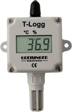 Enregistreur de données multifonctions Etalonné selon DAkkS Greisinger T-Logg 160 601608