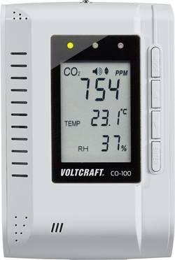 Appareil de mesure de l'air ambiant CO-100 Voltcraft