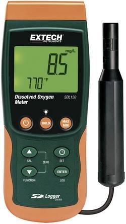 Indicateur d'oxygène Extech SDL150 20 - 0.1 mg/l
