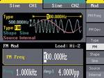 Générateur de fonctions arbitraire WaveStation 2012