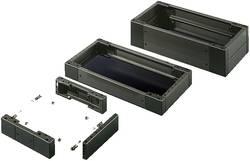 Plaque de socle Rittal 2801.200 Tôle d'acier gris terre d'ombre (L x l) 279 mm x 100 mm