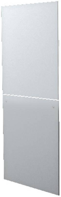 Panneau latéral divisé Rittal 5501.040 Tôle d'acier gris clair (RAL 7035) (L x l) 2000 mm x 1200 mm
