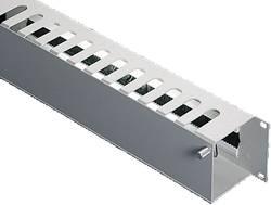 Panneau guide-câbles Rittal 7158.035 (l x p) 482.6 mm x 85 mm 1 pc(s)