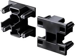 Clip de juxtaposition Rittal 8000.100 Polyamide noir (RAL 9005) 12 pc(s)