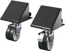 Roulette de transport Rittal 8800.390 plastique gris terre d'ombre 4 pc(s)