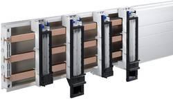 Support OM Rittal 9340.260 (l x h) 45 mm x 208 mm Polyamide gris (RAL 7035) Convient pour épaisseur de barres 5 mm et 10