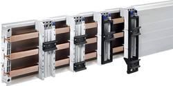 Adaptateur OM Rittal 9340.510 (l x h) 45 mm x 208 mm Polyamide gris (RAL 7035) Convient pour épaisseur de barres 5 mm et