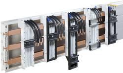 Adaptateur OM Rittal 9340.720 (l x h) 55 mm x 208 mm Polyamide gris (RAL 7035) Convient pour épaisseur de barres 5 mm et