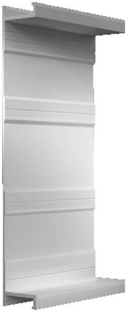 Intercalaire Rittal 9342.140 (L x l x h) 100 x 210 x 43 mm PVC durci à la chaleur gris (RAL 7035) Convient pour système