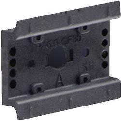 Rail adaptateur OM perforé Rittal 9342.920 Polyamide 5 pièce