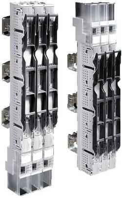 Coupe-circuit Rittal 9346.040 (l x h) 50 mm x 740 mm Polyamide gris (RAL 7035) Convient pour épaisseur de barres 5 mm et