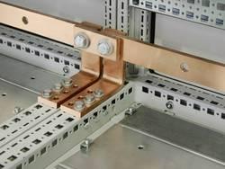 Equerre combinée Rittal 9661.230 Cuivre Convient pour jeu de barres avec largeur de section 30 mm/hauteur de section 1