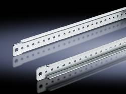 Rail de montage perforé Rittal 9673.995 Tôle d'acier 862.5 mm 12 pc(s)