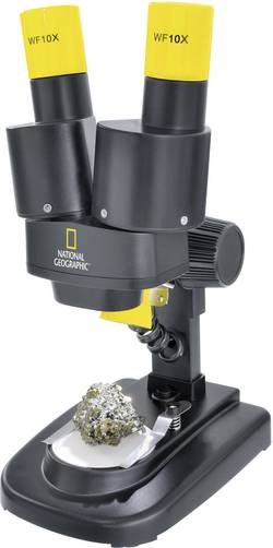Microscope pour enfants National Geographic 9119000 binoculaire 20 x