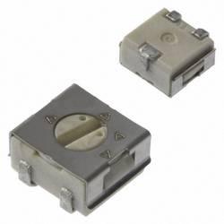 Trimmer 500 Ω Bourns 3314J-2-501E réglage vertical 0.25 W 1 pc(s)