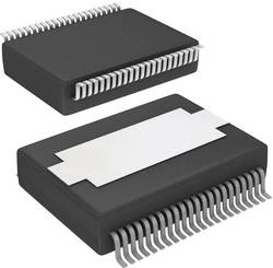 CI linéaire - Amplificateur audio Texas Instruments TAS5630DKDR 1 canal (mono) ou 2 canaux (stéréo) Classe D HSSOP-44 1