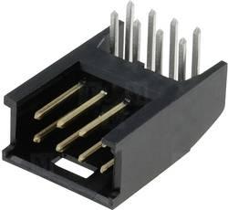 Barrette mâle (standard) série AMPMODU MOD II TE Connectivity 280510-2 mâle, coudé Nbr total de pôles 18 Pas: 2.54 mm 1
