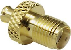 Adaptateur MCX TRU COMPONENTS 1579350 MCX mâle - SMA femelle 1 pc(s)