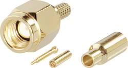 Connecteur SSMA mâle, droit 50 Ω TRU COMPONENTS 1