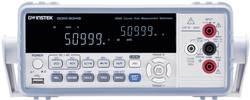 Mltimètre de table numérique GDM-834x Etalonné selon DAkkS GW Instek GDM-8342GPIB GDM-8342GPIB