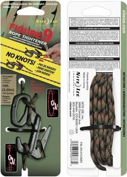 Mousqueton avec corde NITE Ize NI-F9L-03-01CAMO 1 pc(s)