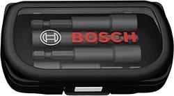 """Lot d'embouts à emmanchement 8 mm, 10 mm Bosch Home and Garden 2608551087 Emmanchement 1/4"""" (6.3 mm) 65 mm"""
