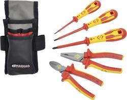 Etui porte-outils équipé VDE 6 pièces C.K. T5951 1 set