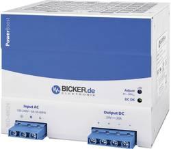 Bloc d'alimentation à découpage BED-48024 Bicker Elektronik