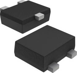 Diode TVS Nexperia PESD12VS2UQ,115 SOT-663 14.7 V 150 W