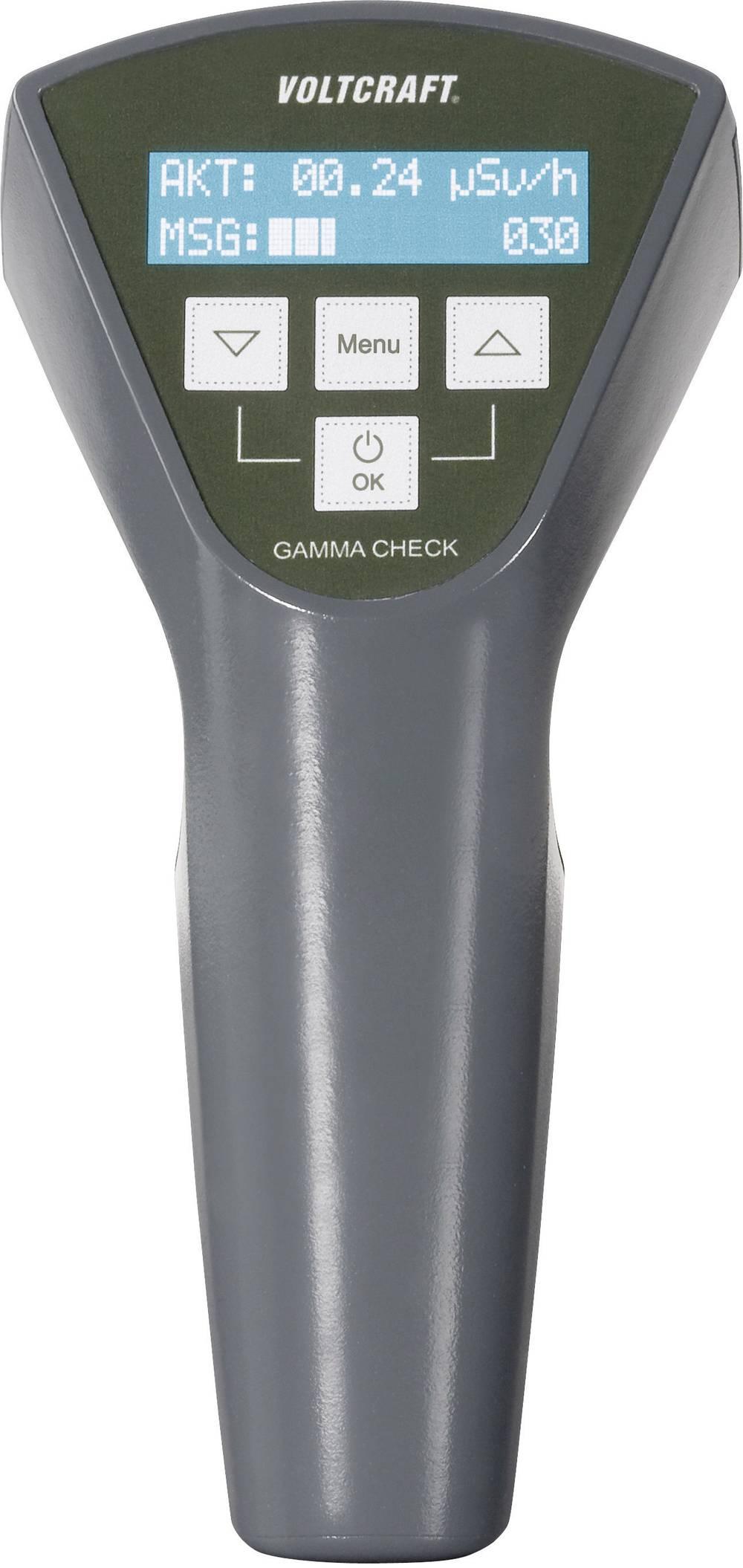 Eclairage Salle De Bain Gamma ~ Voltcraft Gamma Check Acompteur Geiger Appareil De Mesure De