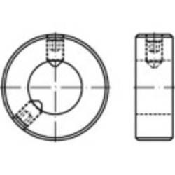 Bague d'arrêt Ø extérieur: 90 mm M12 DIN 703 acier 1 pc(s) TOOLCRAFT 112370