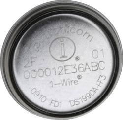 CI Mémoire, Module - Spécialisé Maxim Integrated DS1961S-F3+ F3 iButton EEPROM 1 ko 256 x 4 1 pc(s)