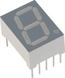 Afficheur 7 segments Lite-On LSHD-5503 Nombre de chiffres: 1 rouge 14.22 mm 2.1 V 1 pc(s)