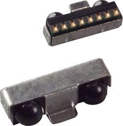 Émetteur infrarouge (IR) forme spéciale en boîtier 875 nm 30 ° Lite-On HSDL-3201#008