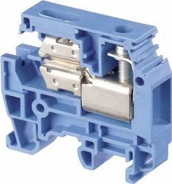 Borne sectionnable ABB M4/6.NT 1SNA 125 117 R0200 6 mm à vis Affectation des prises: N bleu 1 pc(s)