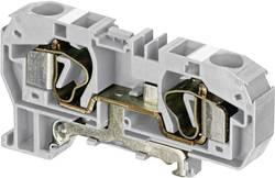 Borne de passage ABB D10/10.2L 1SNA 290 291 R0300 10 mm ressort de traction Affectation des prises: L gris 1 pc(s)