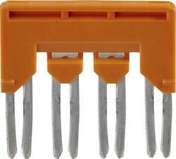 Barrette de jonction 4 pôles orange 1 pc(s) ABB BJDL5.4-4P 1SNA 291 104 R2500