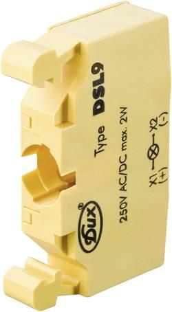 Culot pour ampoule Schlegel DSL9 250 V/AC 20 pc(s)