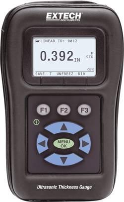 Jauge d'épaisseur à ultrasons numérique avec enregistreur de données Extech TKG150