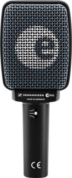 Microphone pour instrument Sennheiser E 906