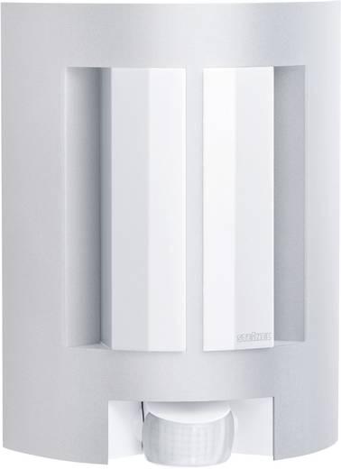 applique murale ext rieure avec d tecteur de mouvements steinel l 11 657710 e27 60 w aluminium. Black Bedroom Furniture Sets. Home Design Ideas