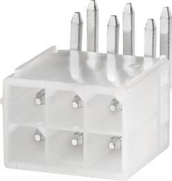 Barrette mâle (standard) série VAL-U-LOK mâle, coudé 8 pôles TE Connectivity 1586041-8 Pas: 4.20 mm 1 pc(s)