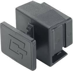 Capuchon d'étanchéité pour bride Variante 4 Telegärtner H80030A0005 noir Conditionnement: 1 pc(s)